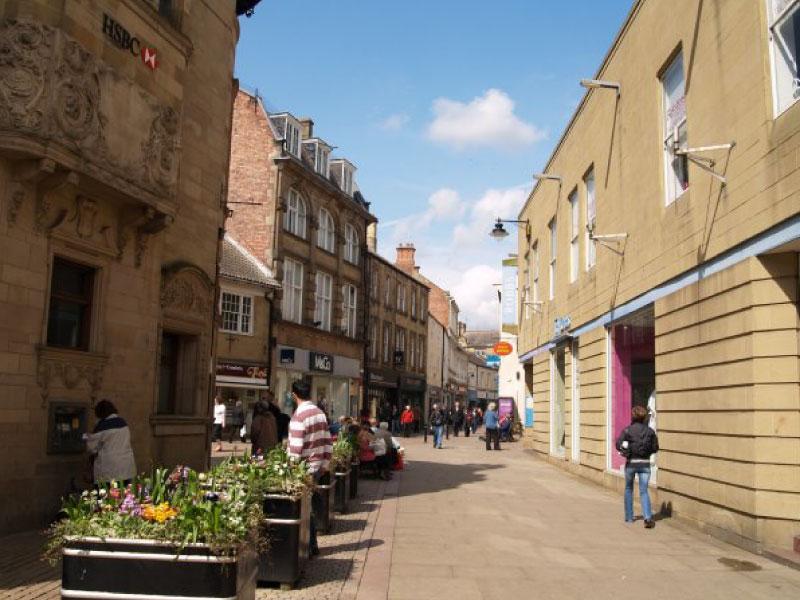 Hexham Town Centre