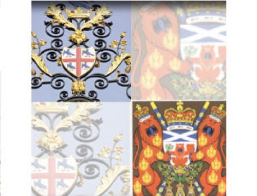 Records: Lyon Court, Edinburgh and College of Arms, London