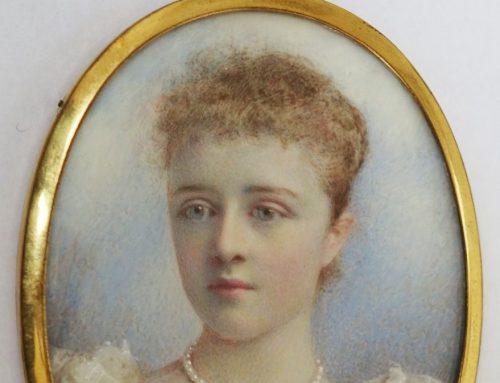Portrait of Gwendoline Davidson