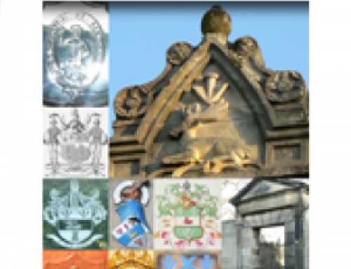 Davidson Armorial Symbols on Buildings & Domestic Items