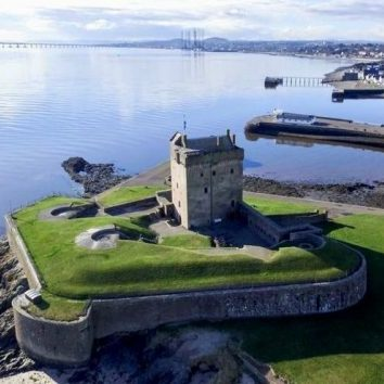 Broughty-Ferry-Castle-Clan Davidson