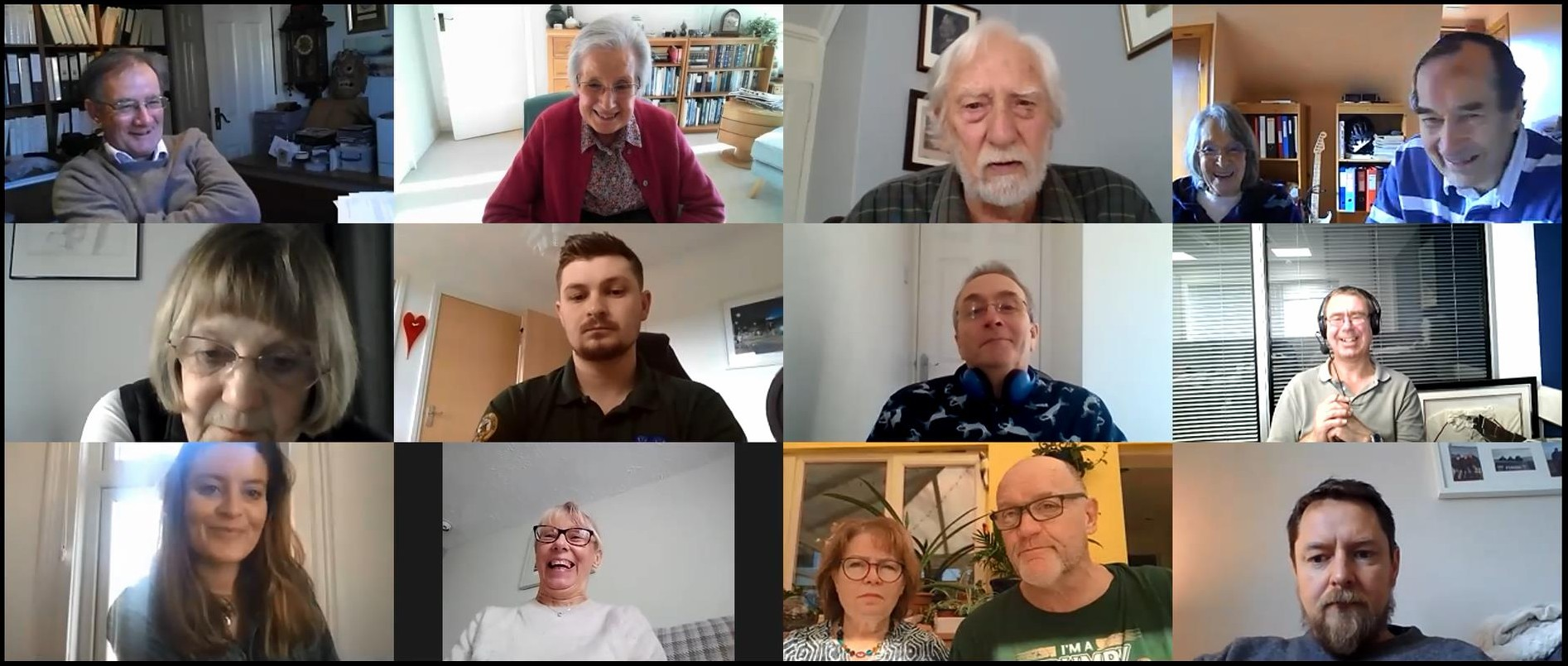 Clan Davidson Association Council meeting on Zoom