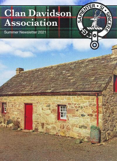 Clan Davidson Association Summer 2021 Newsletter